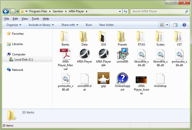 Garritan Aria Player Mac Free Download